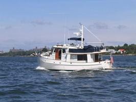 Cruising-Trawler