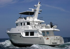 Trawler-Yacht