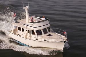 sedan trawler