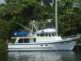 pilothouse trawler